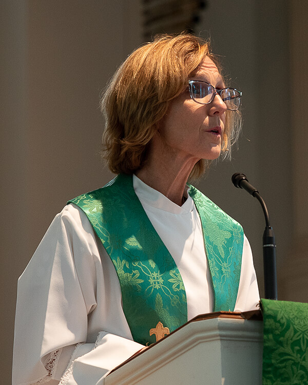 Reverend Dr. Amy McCullough